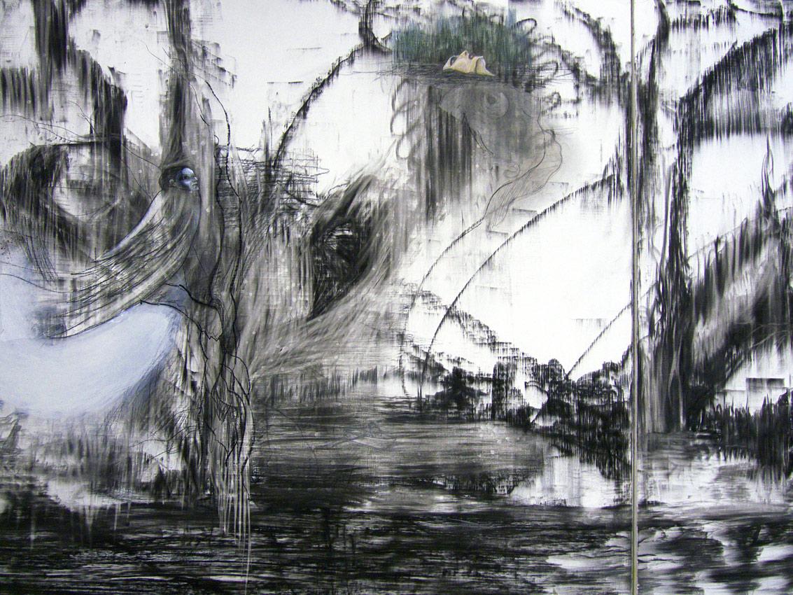 Bayou Spirit (detail)