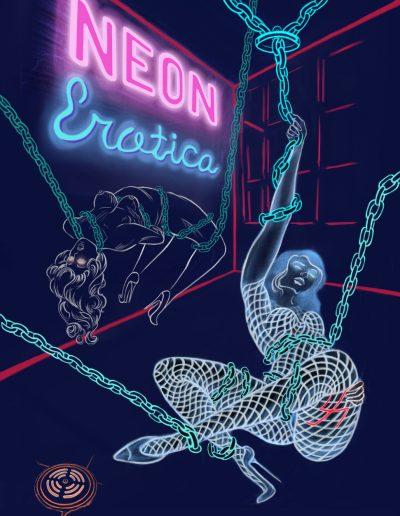 Neon Erotica Book Cover