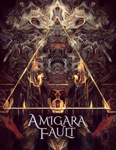 Amigara Fault: Album Cover