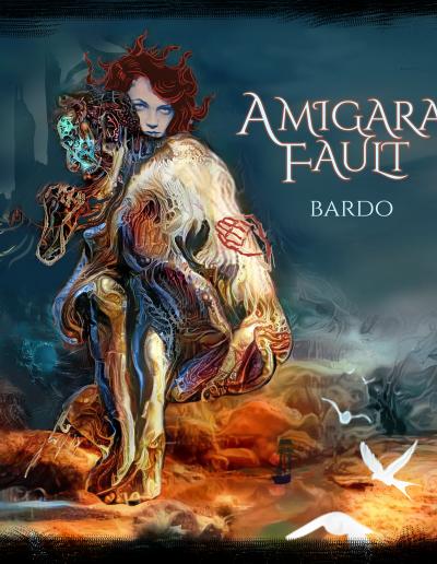 Amigara Fault: Bardo (Album Cover)