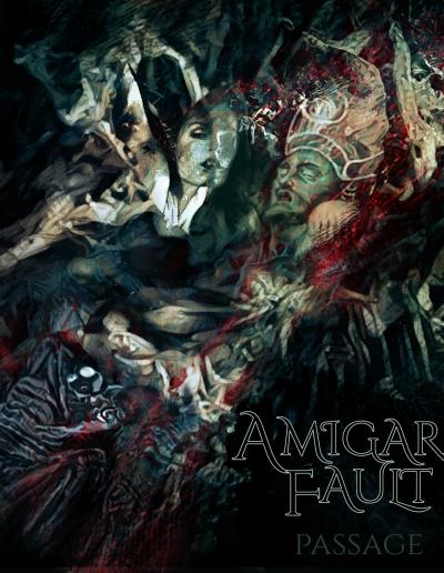 Amigara Fault - Passage (Album Cover)